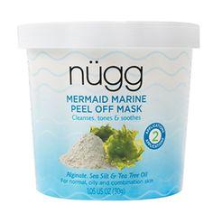 nugg Mermaid Marine Peel Off Mask