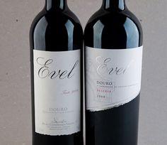 Simplesmente grandes vinhos: Duo Douro Evel Tinto e Reserva #vinho #douro #vinhoportugues #touriganacional #desconto #evel
