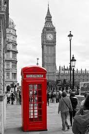 LONDON TELAPHONE BOX