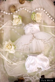 :: Crafty :: Doll :: Clothes 2 :: [Fairy]USD pure white|DOLKSTATION - Ball Jointed Dolls Shop - Shop of BJD Dolls