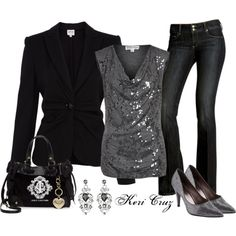 """rockin New Year's Eve"" by keri-cruz on Polyvore"