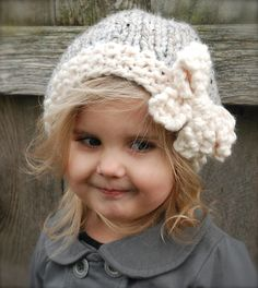 Ravelry: The Vivian Beret pattern by Heidi May