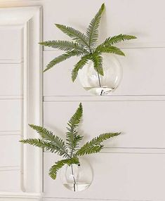 I could totally do this cheaper, though. The post Bubble Wall Vases at Pottery Barn appeared first on Dekoration. Pottery Barn, Wall Mounted Vase, Vases Decor, Wall Vases, Hanging Vases, Plant Decor, Bubble Wall, Stained Glass Art, Floral Wall