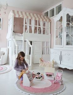 The little girl bedrooms should be a safe and beautiful place in which to rest and relax. There are abundant decorating ideas for little girl bedrooms to complete a room that will encourage her imagination Little Girl Bedrooms, Teenage Girl Bedrooms, Big Girl Rooms, Girls Bedroom, Bedroom Decor, Bedroom Ideas, Trendy Bedroom, Warm Bedroom, Bedroom Storage
