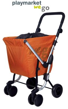 We Go shopping trolley, a sturdy and versatile shopping trolley with a large capacity, ideal for shopping around town. Portable Shopping Cart, Go Shopping, Shopping Carts, Independent Living Aids, Play Market, Bike Trailer, Mobility Aids, Photo Equipment, Home Gadgets