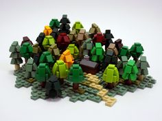 LEGO - Trees