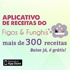 Receitas Figos & Funghis