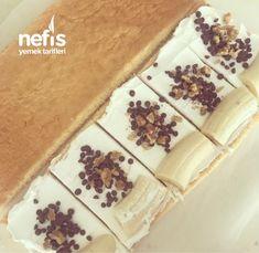 Mini Rulo Pastalar – Nefis Yemek Tarifleri Nutella, Tiramisu, Ethnic Recipes, Food, Eten, Tiramisu Cake, Meals, Diet