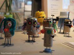 鐵馬ハーレー旅写真-44 山口一郎 コルク人形