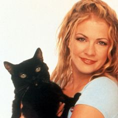 It's time to celebrate one of the greatest cats in TV history: Salem Saberhagen, from Sabrina, the Teenage Witch. Salem was, of course, a human trapped in a Salem Saberhagen, Clarissa Explains It All, Actor Quotes, Witch Series, Teen Witch, Melissa Joan Hart, Human Doll, Sabrina Spellman, I Love To Laugh