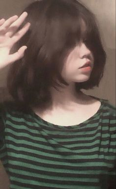 Aesthetic People, Aesthetic Hair, Hairstyles Haircuts, Pretty Hairstyles, Cut My Hair, Hair Cuts, Hair Inspo, Hair Inspiration, Androgynous Hair
