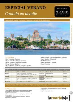 Canadá en Detalle: 10 días desde 2.454 €. Salidas los lunes desde Barcelona y Madrid ultimo minuto - http://zocotours.com/canada-en-detalle-10-dias-desde-2-454-e-salidas-los-lunes-desde-barcelona-y-madrid-ultimo-minuto-2/