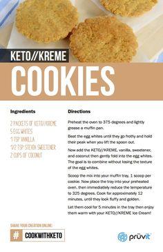 Keto Kreme launch with new recipes! – Keto Fabulous