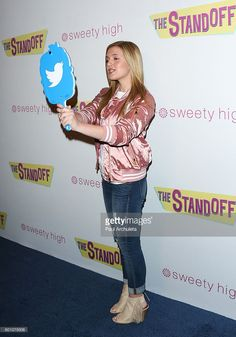 Singer Samantha LaPorta attends the premiere of 'The Standoff' at Regal LA Live: A Barco Innovation Center on September 8, 2016 in Los Angeles, California.
