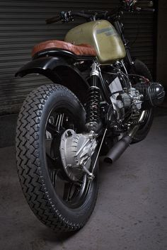 RocketGarage Cafe Racer: BMW R80 | Kevils Speed Shop