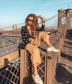 Iota Khaki Streetwear Cargo Pants for Women – – fashion nova outfits New York Outfits, New York Pictures, New York Photos, Streetwear, Cargo Pants Women, Pants For Women, Mode Outfits, Fashion Outfits, Fashion Clothes