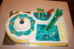 Waterpark Birthday for Samuel & Olivia
