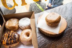 We're still dreaming about these @DunWellDoughnut treats from #NationalDoughnutDay.