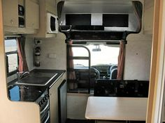 cabin mid to front