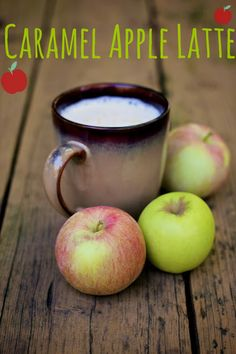 Caramel Apple Latte Recipe