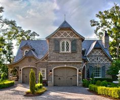 90% sure this is a garage ... but it's so lovely!