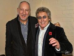 Pete and Roger