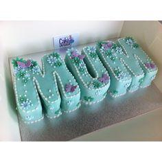 Mum birthday cake - nice!