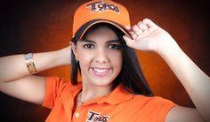 LIDOM: Linette Rodríguez designada Madrina de los Toros del Este