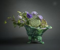 Kate Rohde resin vases