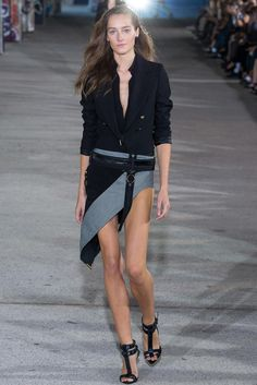Anthony Vaccarello Spring 2015 Ready-to-Wear - Collection - Gallery - Look 13 - Style.com