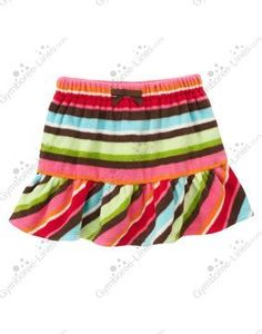 NWT Gymboree Winter Cheer Stripe Microfleece Skirt - Size 4, 5, 6, (2 each)  8, 9 (1 each) - $10 shipped