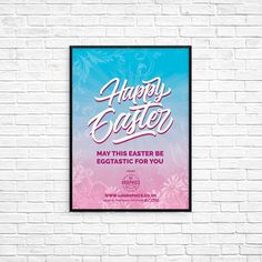 Easter Large Posters 2018: Large poster designs for advertising Easter 2018 celebrations on various advertising display. #graphicdesign #design #posters #largeposter #frameposters #bustops #advertising #streetadvertising #printouts #marketing #Easter #Easter2018 #hangingposters