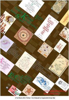 Kaligrafi Sanatı    2015 - Sergiler