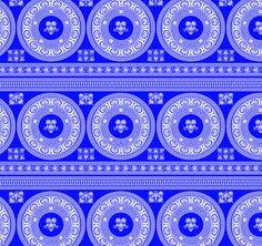 greek pattern by Helder Bobbato, via Behance