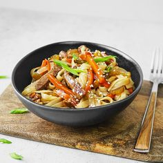 Japchae, Food And Drink, Pasta, Lunch, Dinner, Vegetables, Cooking, Ethnic Recipes, Fit