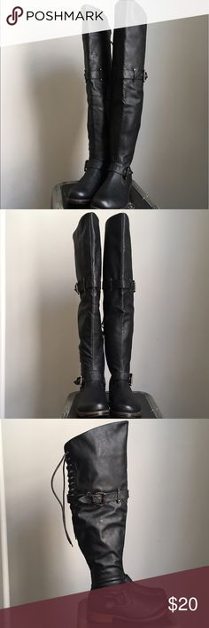 Bucco Capensis Knee High Boot. Offers Welcome! Bucco Capensis Knee High 1/2 inch Boot Bucco Capensis Shoes Over the Knee Boots