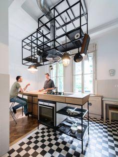 Sanierung Altbauwohnung in Wien durch IFUB Architekten