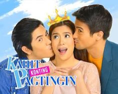 Oh I just found one of the Filipino Soap that I like just got cancel darn I really like the show maybe I buy the dvd which will have English subs