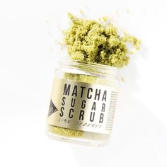 Start the morning with @urbapothecary Matcha Sugar Scrubs  a hot shower.