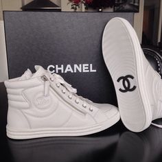 Chanel Kicks, LOVE!!