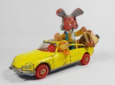 Corgi Toys - Magic Roundabout Diecast Model Car