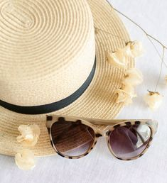 Shady Lady, Shorebirds, Buy One Get One, Lc Lauren Conrad, Kohls, Cat Eye Sunglasses, Panama Hat, Sunnies, Feminine