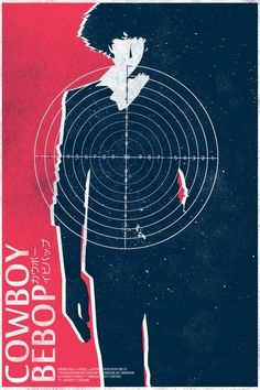 Cowboy Bebop iPhone Wallpaper