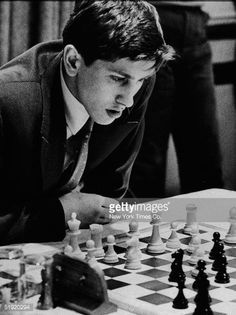 March 9,1943-Bobby Fischer, American world chess champion (1972) the greatest chess player of all time is born