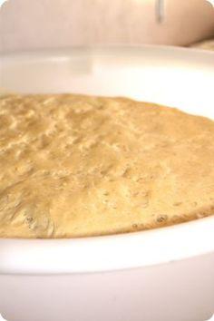 pâte à pizza levée