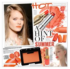 """SUMMER LIPS"" by rinagq ❤ liked on Polyvore featuring beauty, Topshop, Christian Louboutin, Stila, NARS Cosmetics and summerlipstick"