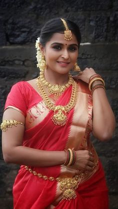 RamyaNambeesan, from the sets of her next movie - Daily News and analysis Beautiful Girl Photo, Beautiful Girl Indian, Beautiful Gorgeous, Beautiful Women, Indian Bridal Outfits, Saree Dress, Cute Woman, Girl Photos, Desi