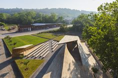 Gallery of Masonic Amphitheatre Project / design/buildLAB - 8