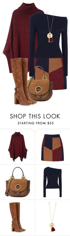 """""""Autumn look..."""" by fashionlibra84 ❤ liked on Polyvore featuring La Marque, MICHAEL Michael Kors, Jacquemus, Gianvito Rossi, Madewell, contestentry, FALLLOOK, outfitonly and Autumncolors"""