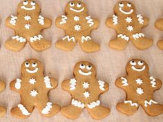 Ginger Bread Cookies - The kids want to make gingerbread cookies for Santa.  We'll give this one a try